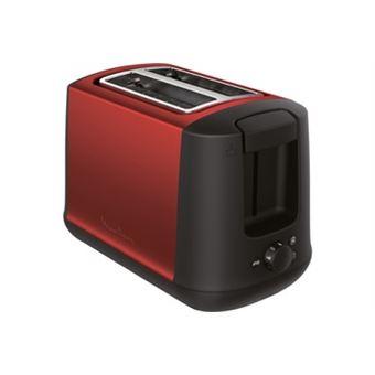 grille pain moulinex lt340e11 subito select 850 w rouge mat achat prix fnac. Black Bedroom Furniture Sets. Home Design Ideas
