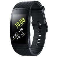 Samsung Gear Fit 2 Pro Verbonden Armband Zwart Maat L