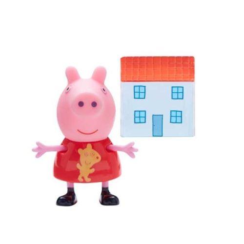 1 Figurine et accessoire Peppa Pig Modèle aléatoire