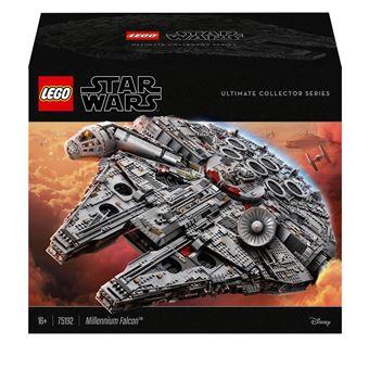 LEGO® Star Wars™ 75192 Millennium Falcon™ Faucon Millenium ™