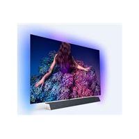 "TV Philips 65OLED934 4K UHD Ambilight 3 côtés Smart Android TV 65"" + Barre de son Bowers & Wilkins"