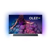 "TV Smart Philips 65OLED934/12 UHD 4K 65"" + Barre de Son Bowers & Wilkins"