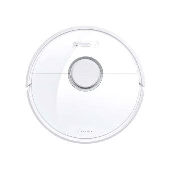 Xiaomi Aspirateur connecté Blanc, Roborock S6 Robot