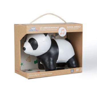 Boîte à musique Baby To Love Les animaux musicaux Luca le panda