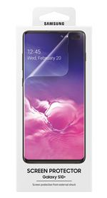 Protection d'écran Samsung Transparent pour Galaxy S10 Plus