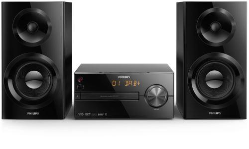 Microchaîne Philips BTB2570/12 Bluetooth Noir - Chaîne hi-fi. Achetez en ligne parmi un grand choix de produits high-tech.