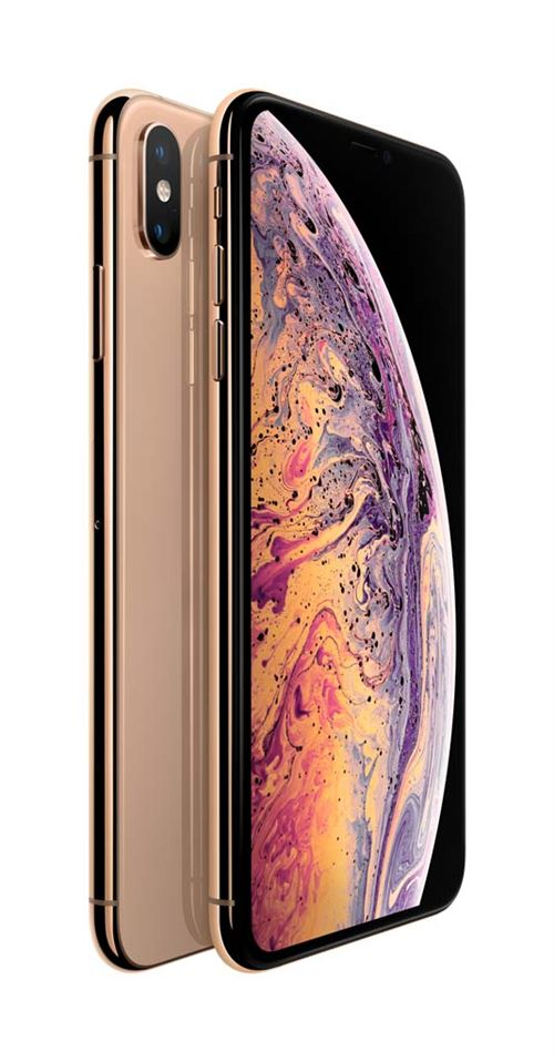 Apple iPhone XS Max 64 Go 6,5 Or