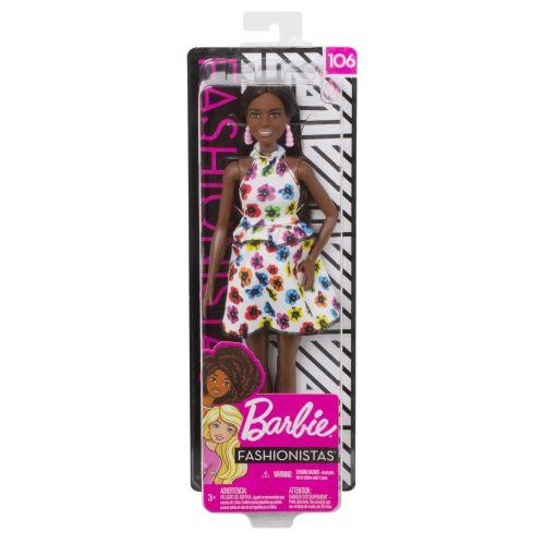 Poupée Barbie Fashionistas Robe à fleurs - Poupée. Achat et vente de jouets, jeux de société, produits de puériculture. Découvrez les Univers Playmobil, Légo, FisherPrice, Vtech ainsi que les grandes marques de puériculture : Chicco, Bébé Confort, Mac Lar