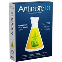 Antidote 10 Correcteur grammatical et dictionnaires Anglais-Français – PC ou Mac