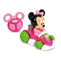 Voiture radiocommandée Clementoni Disney Baby Minnie