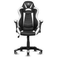 Spirit Of Gamer Racing Chair Zwart en Wit