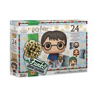 Calendrier de l'Avent Funko Pop Harry Potter