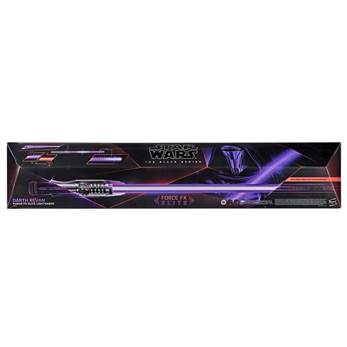 Sabre Laser Electronique Star Wars The Black Series Force FX Elite