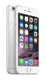 RAPP Apple iPhone 6 128 Go 4.7´´ Argent Reconditionné A++