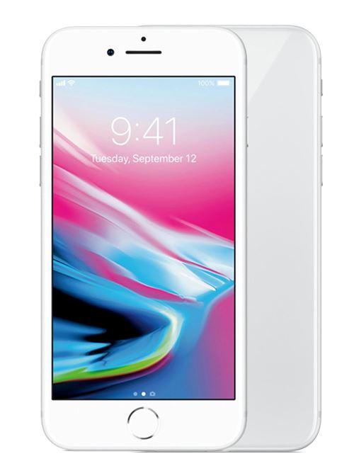 "Apple iPhone Remade 8 Plus 256 Go 5.5"" Argent Reconditionné A++"