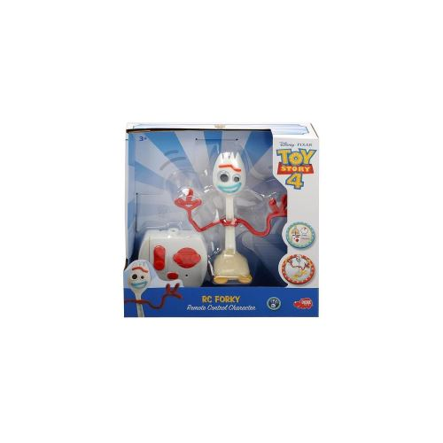 Figurine radiocommandée Dickie Toy Story 4 IRC Forky