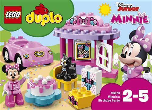 LEGO® DUPLO® Disney™ 10873 La fête d'anniversaire de Minnie