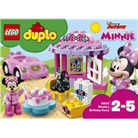 DUPLO DISNEY 10873 MINNIE'S BIRTHDAY PARTY