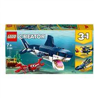 LEGO® Creator 3 en 1 31088 Les créatures sous-marines