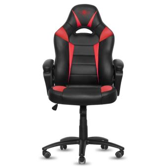 Fauteuil Gaming Spirit Of Gamer Fighter Noir et rouge