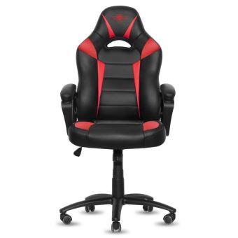 Fauteuil Gaming Spirit Of Gamer Fighter Noir et rouge