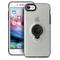 Puro Rigide Hoes Transparant voor iPhone 7 en 8