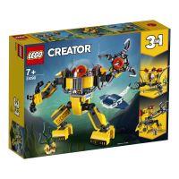 LEGO® Creator 3 en 1 31090 Le robot sous-marin