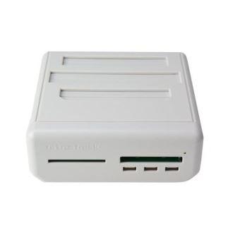 Console rétro Cyber Gadget Retro Freak Blanche