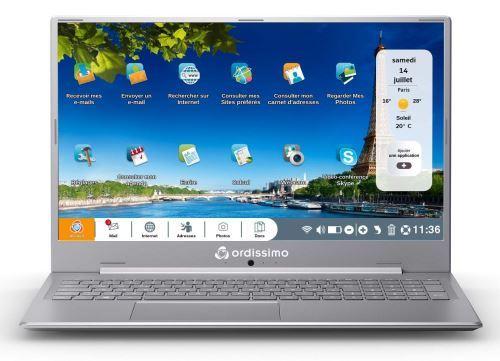 """PC Portable Ordissimo Laura 2 ART0384 17.3"""" Intel Pentium 4 Go RAM 256 Go SSD"""