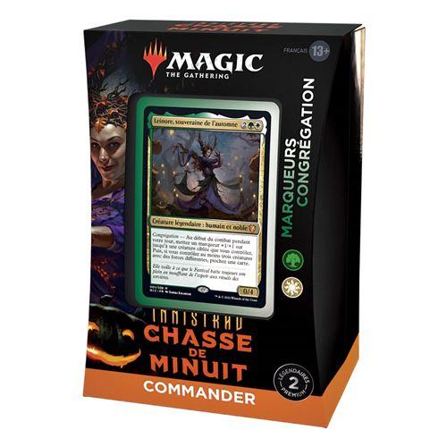 Jeu de cartes Magic The Gathering Innistrad W Commander Deck 40