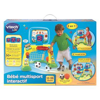 Playset Bebe Multisport Interactif Vtech Baby