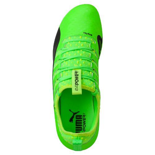 Chaussures de football Puma Evopower Vigor 2 Vertes Taille 40