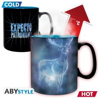 Mug thermo réactif Harry Potter Patronus ABYstyle