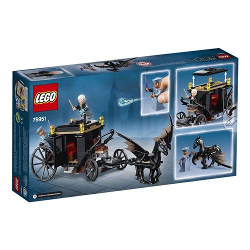 De L'évasion Grindelwald Fantastiques Lego® Les 75951 Animaux pqMLSUjzGV