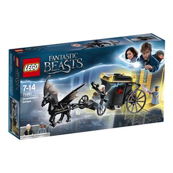 LEGO Harry Potter Fantastic Beasts 75951  Grindelwald's Ontsnapping