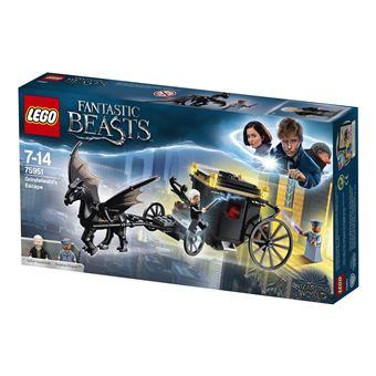 LEGO Harry Potter 75951 L/'évasion De Grindelwald Figurines Jeux de Construction