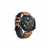 """Huawei GT 1.39"""" OLED Watch Brown"""
