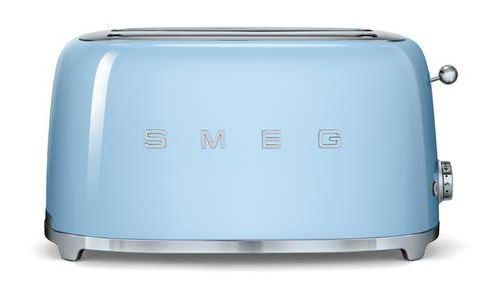 Grille-pain Smeg TSF02PBEU Bleu