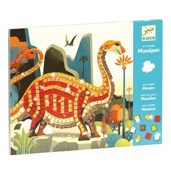mosa que dinosaures djeco kit loisir cr atif achat. Black Bedroom Furniture Sets. Home Design Ideas