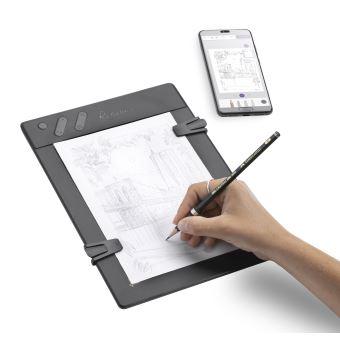 20 Sur Tablette Graphique Iskn Repaper Noir Tablette Graphique Avec Stylet Achat Prix Fnac
