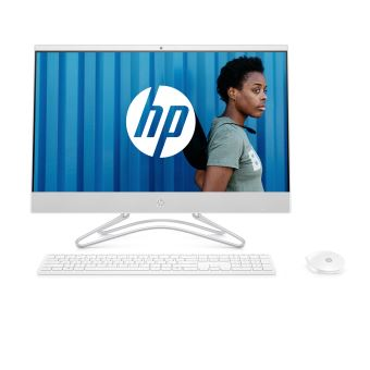 """HP 24-f0040NF 23.8"""" 128GB SSD + 1TB HDD 8GB RAM Core i7-8700T 4GHz Intel UHD Graphics 630 All-in-One PC"""
