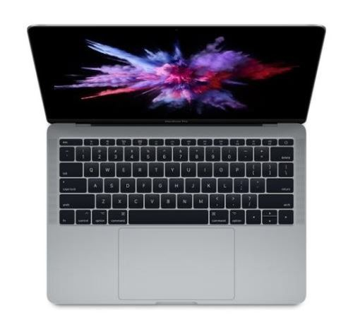 Apple MacBook Pro 13.3 128 Go SSD 8 Go RAM Intel Core i5 bicur à 2,3 GHz Clavier Qwerty Gris sidéral Nouveau Sur-mesure
