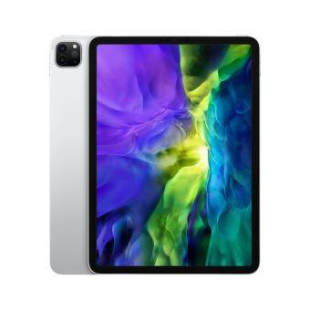 """Apple iPad Pro 11"""" 128 Go Argent Wi-Fi 2020 2ème génération"""