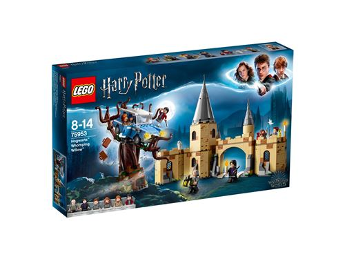 Neu Lego 75953 Harry Potter: Die Peitschende Weide Von Hogwarts™ 8005931