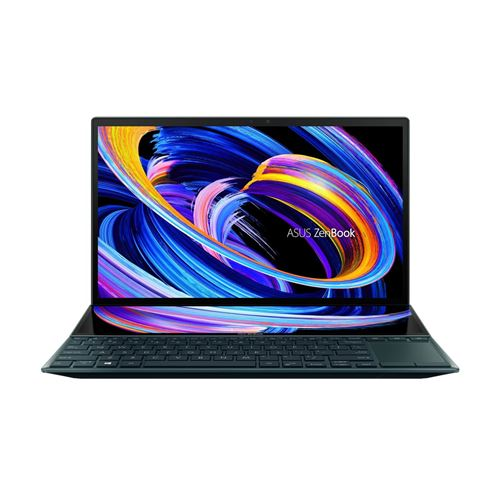 "PC Ultra-Portable Asus Zenbook UX482EA-HY205T 14"" Ecran tactile Intel Core i7 32 Go RAM 1 To SSD Bleu céleste"