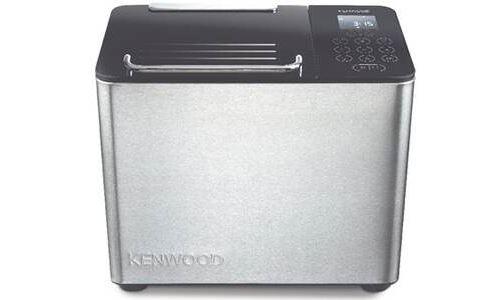 Machine à pain Kenwood BM450 780 W Inox satiné et noir