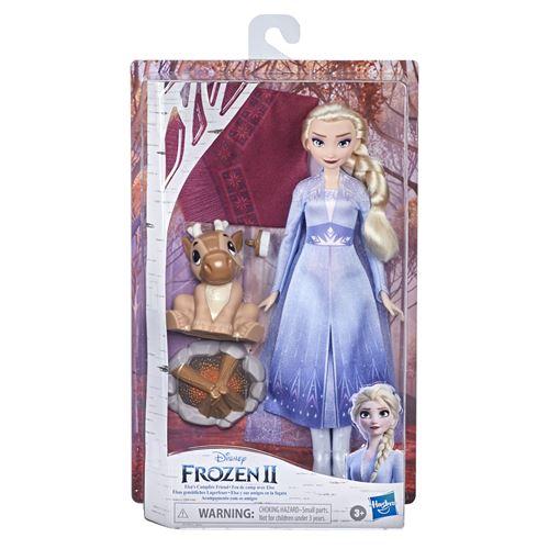 Poupée Disney Frozen La Reine des Neiges 2 Elsa's Campfire Friends