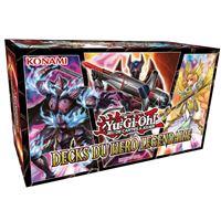 Deck du Héro Légendaire Yu-Gi-Oh! Konami Edition spéciale