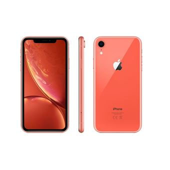 "Apple iPhone XR 256 GB 6,1"" Koraal"