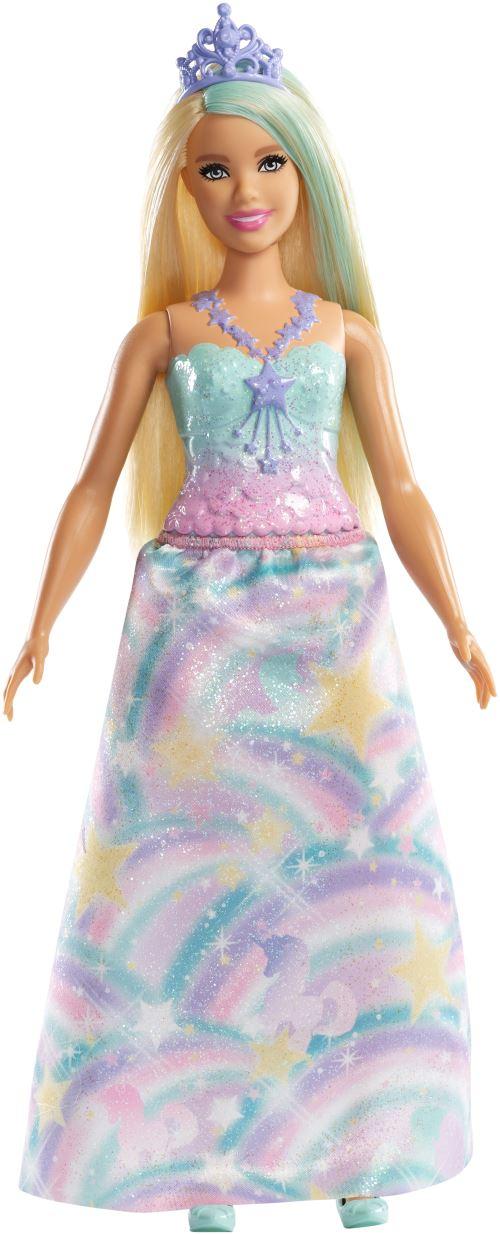 Poupée Barbie Dreamtopia Princesse blonde - Poupée. Achat et vente de jouets, jeux de société, produits de puériculture. Découvrez les Univers Playmobil, Légo, FisherPrice, Vtech ainsi que les grandes marques de puériculture : Chicco, Bébé Confort, Mac La